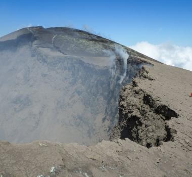 04 September 2019. EN. Peru : Sabancaya , Italy / Sicily : Etna , United States : Yellowstone , Indonesia : Tangkuban Parahu , Colombia : Chiles / Cerro Negro .