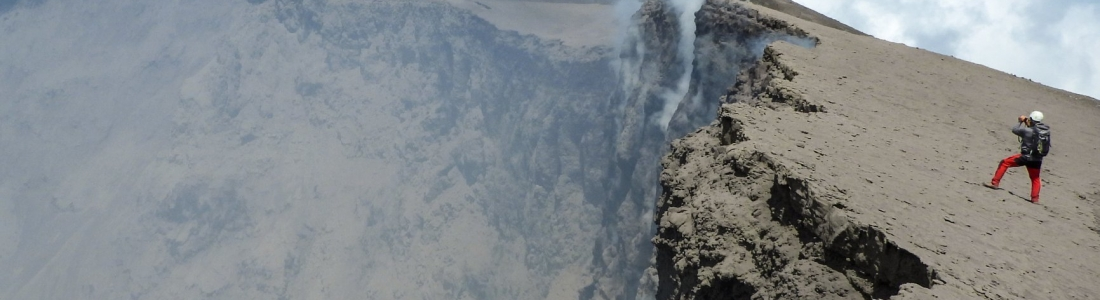 04 Septembre 2019. FR. Pérou : Sabancaya , Italie / Sicile : Etna , Etats – Unis : Yellowstone , Indonésie : Tangkuban Parahu , Colombie : Chiles / Cerro Negro .