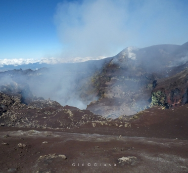 09 Septembre 2019. FR. Italie / Sicile : Etna , Philippines : Taal , Mexique : Popocatepetl , Guatemala : Fuego .