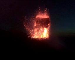 September 21, 2019. EN. Italy : Stromboli , Mexico : Colima , Alaska : Shishaldin , Chile : Nevados de Chillan , Costa Rica : Turrialba / Poas / Rincon de la Vieja .