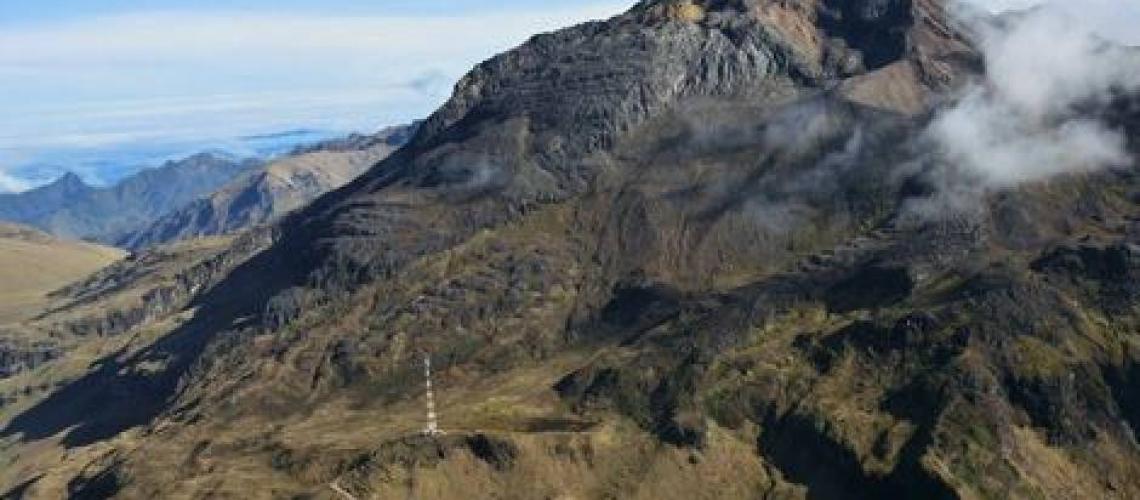 Decembre 12 , 2018.  EN.  Colombia : Chiles / Cerro Negro , Hawaii : Kilauea , Ecuador : Reventador , Philippines : Kanlaon .