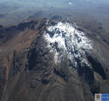 October 09 , 2019. EN. Colombia : Chiles / Cerro Negro , Peru : Sabancaya , Italy : Vesuvius , Indonesia : Karangetang .