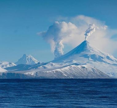 January 22, 2020. EN . Philippines : Taal , New Zealand : White Island , Alaska : Shishaldin , Kamchatka : Klyuchevskoy , Guatemala : Fuego .
