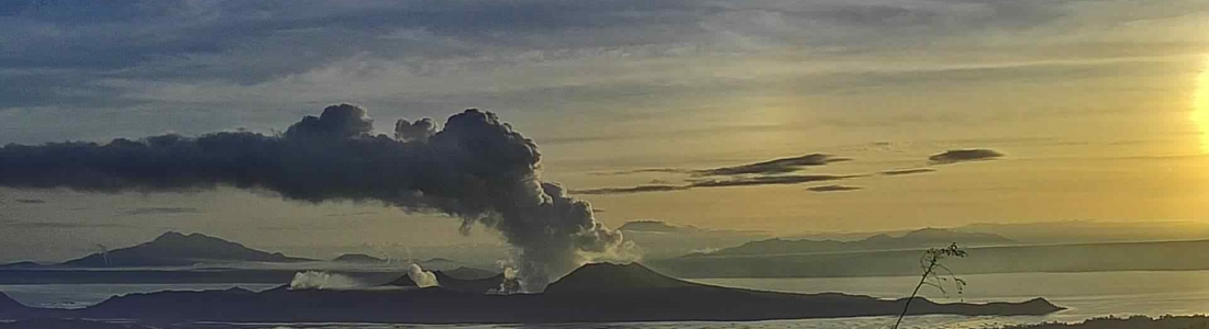 January 27, 2020. EN . Iceland : Thorbjorn , Philippines : Taal , Russia / Kurile Islands : Ebeko , Peru : Sabancaya , Indonesia : Semeru .
