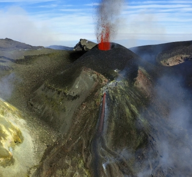 March 04 , 2020. EN. Indonesia : Semeru , Italy / Sicily : Etna , Alaska : Pavlof , La Reunion : Piton de la Fournaise .