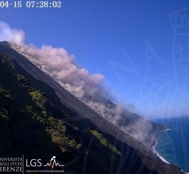 April 16, 2020. EN. Colombia : Nevado del Ruiz , Italy : Stromboli , Indonesia : Semeru , New Zealand : White Island .
