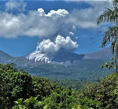 April 20, 2020. EN. Italy : Campi Flegrei , Italy : Stromboli , Costa Rica : Rincon de la Vieja , Indonesia : Dukono .