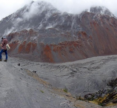April 07 2019. EN. Chile : Chaiten , Hawaii : Kilauea , Colombia : Nevado del Huila , Costa Rica : Turrialba / Poas / Rincon de la Vieja .