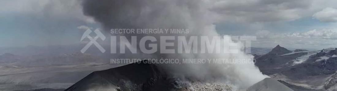 30 Juin 2020. FR . Perou : Sabancaya , Pérou : Ubinas , Islande : Essaim sismique , Guatemala : Fuego , Russie / Iles Kuriles : Ebeko .