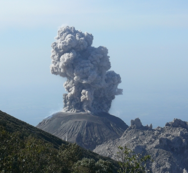 July 23 , 2018.  EN.  Guatemala : Santiaguito , Hawai : Kilauea , Ecuador : Reventador , Colombia : Cerro Machin .
