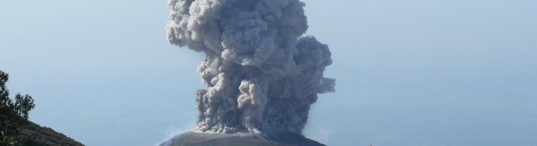 23 Juillet 2018. FR. Guatemala : Santiaguito , Hawai : Kilauea , Equateur : Reventador , Colombie : Cerro Machin .