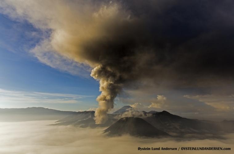 November 20 , 2017. EN. Bromo , Kilauea , Mayon , Reventador , Popocatepetl .