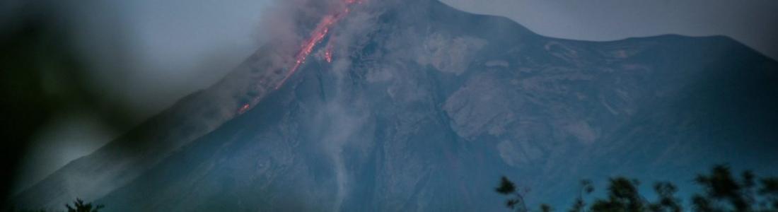 june 26 , 2016. EN.  Turrialba , Fuego , Chaparrastique  ( San Miguel) .