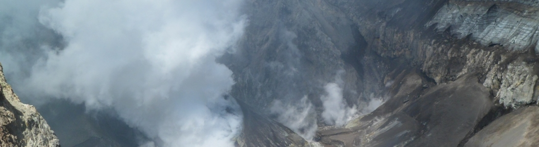10 Octobre 2019. FR. Chili : Copahue , Colombie : Galeras , Japon : Sakurajima ( Aira) , Indonésie : Dukono .