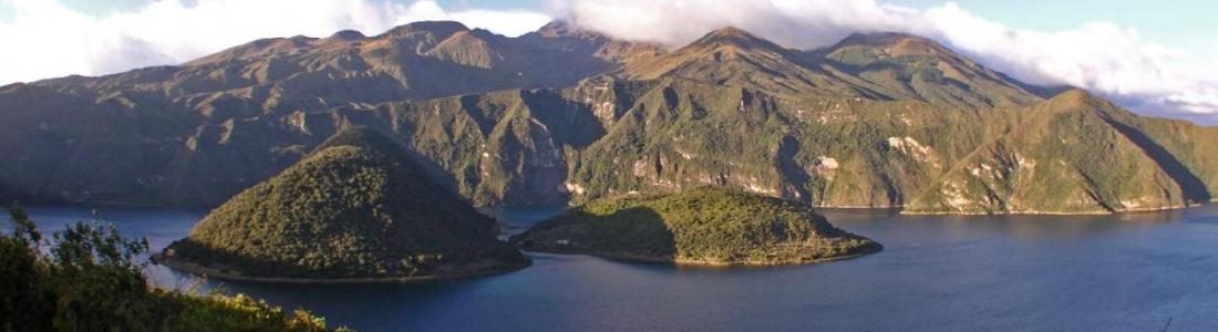 October 05 , 2018.  EN.  La Réunion : Piton de la Fournaise , Indonesia : Gamalama , Colombia : Nevado del Ruiz , Ecuador :  Cuicocha – Cotacachi , Mexico : Popocatepetl .