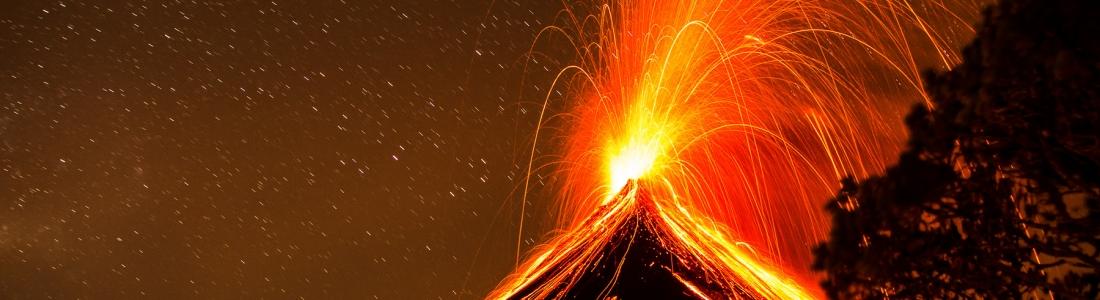 23/06/2016. FR. Bulusan , Fuego , Nevado Del Ruiz , Awu .