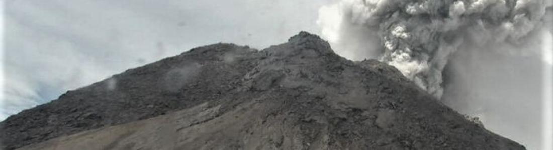 March 27, 2020. EN . Indonesia : Merapi , Hawaii : Mauna Loa , Costa Rica : Turrialba / Poas / Rincon de la Vieja , Papua New Guinea : Manam , Guatemala : Santiaguito .