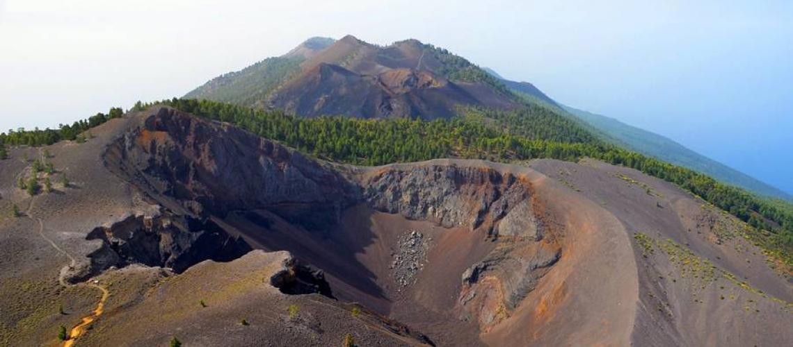September 14, 2021. EN. Canary Islands : La Palma , Peru : Sabancaya , Iceland : Geldingadalur / Fagradalsfjall , New Zealand : White Island , Indonesia : Ibu .