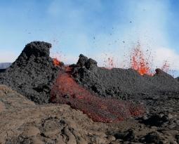 July 15 , 2018. EN.  La Réunion : Piton de la Fournaise , Indonesia : Merapi , Kamchatka : Karymsky , Chile : Nevados de Chillan , Hawai : Kilauea .
