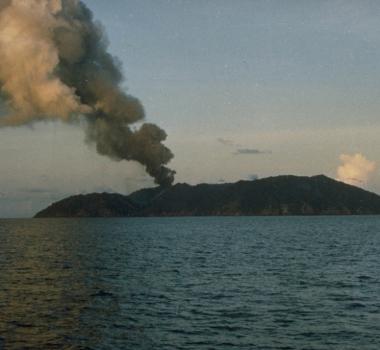 November 12, 2020. EN. India / Andaman Islands : Barren Island , Japan : Sakurajima , Costa Rica : Turrialba / Poas / Rincon de la Vieja / Irazu , Chile : Laguna del Maule .