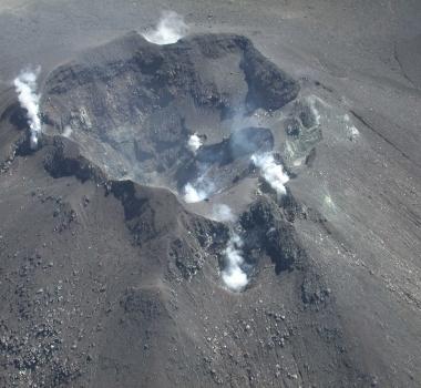 August 15 , 2018.  EN.  Colombia : Galeras , Ecuador : Sangay , Japan : Kuchinoerabujima , La Réunion : Piton de la Fournaise .