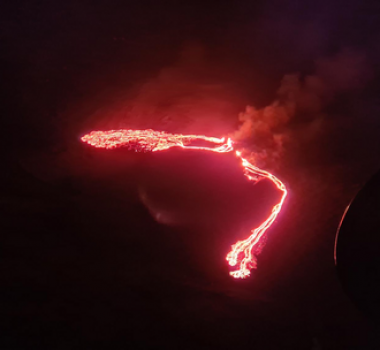 March 20, 2021. EN . Iceland : Reykjanes Peninsula , Italy / Sicily : Etna , Indonesia : Merapi , Guatemala : Pacaya , Alaska : Semisopochnoi .