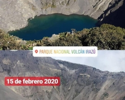 February 18, 2020. EN . Peru : Sabancaya , Russia / Kurile Islands : Ebeko , Costa Rica : Irazú , Indonesia : Anak Krakatau , La Guadeloupe : La Soufrière .