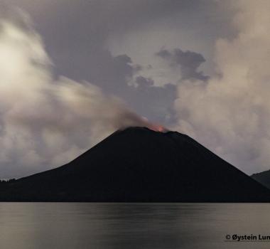 February 28 , 2017. EN. Etna , Fuego , Anak Krakatau , Turrialba , Piton de la Fournaise .