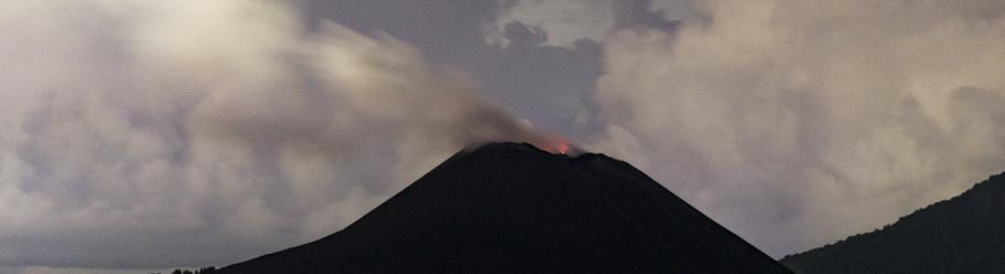 28/02/2017. FR. Etna , Fuego , Anak Krakatau , Turrialba , Piton de la Fournaise .