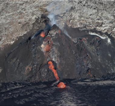 January 6, 2021. EN . Italy / Sicily : Etna , Italy : Stromboli , Hawaii : Kilauea , Colombia : Nevado del Ruiz .