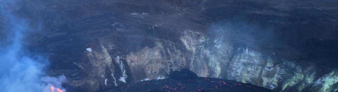 December 28, 2020. EN . Hawaii : Kilauea , New Zealand : Ruapehu , Chile : Nevados of Chillan , Indonesia : Bromo .