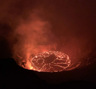 December 29, 2020. EN . Hawaii : Kilauea , Indonesia : Sinabung , Chile : Villarica , Colombia : Nevado del Ruiz , Peru : Sabancaya .
