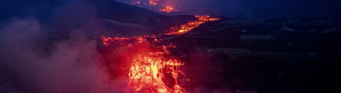 September 30, 2021. EN. Spain / La Palma : Cumbre Vieja , Hawaii : Kilauea , Indonesia : Bromo , Japan : Suwanosejima , Saint Vincent : Soufrière Saint Vincent .
