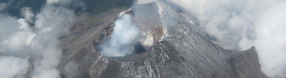 April 12, 2019. EN. Indonesia : Agung , Kurile Islands : Ebeko , Colombia : Cumbal , Mexico : Popocatepetl , Guatemala : Fuego .
