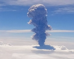June 15, 2019. EN. Hawaii : Kilauea , Mexico : Popocatepetl , Indonesia : Merapi , Guatemala : Fuego .