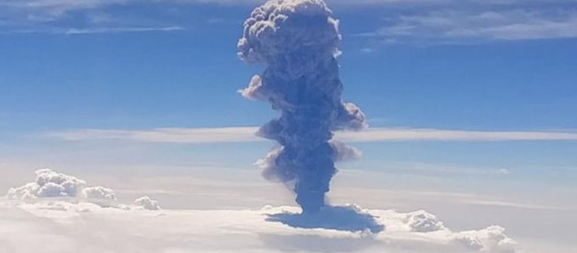 June 15, 2019. EN. Hawaii : Kilauea , Mexico : Popocatepetl , Indonesia : Merapi , Guatemala : Fuego .