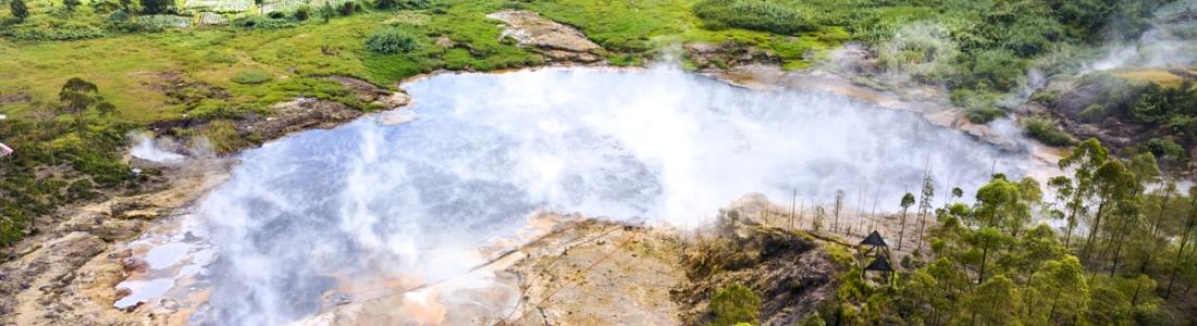 02 Mai 2021. FR . Indonésie : Plateau de Dieng / Cratère Sileri , La Réunion : Piton de la Fournaise , Alaska : Semisopochnoi , Indonésie : Merapi , Guatemala : Pacaya .