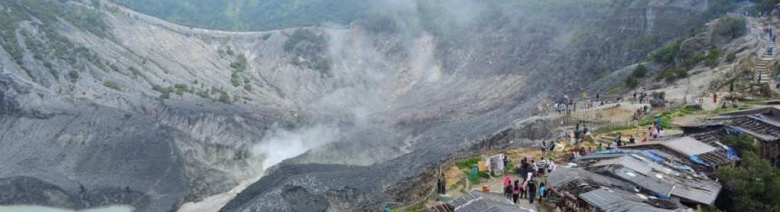 26 Juillet 2019. FR . Indonésie : Tangkuban Parahu , Hawaii : Mauna Loa , Kamchatka : Karymsky , Nicaragua : Masaya , Colombie : Nevado del Huila .