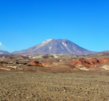 October 07 , 2018.  EN.  Chile : Lascar , La Réunion : Piton de la Fournaise , Guatemala : Fuego , Indonesia : Anak Krakatau , Ecuador : Reventador .