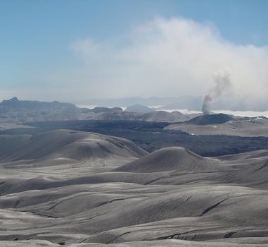 August 17 , 2018.  EN.   Chile : Puyehue / Cordon Caulle , Hawai : Kilauea , Kamchatka : Sheveluch , Costa Rica : Turrialba / Rincon de la Vieja .