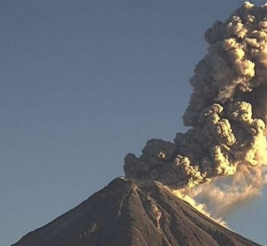 January 20 , 2016. EN. Bromo , Colima , Nevado De Huila , Popocatepetl .
