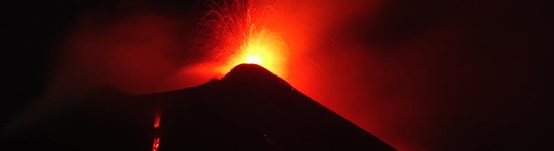 26 Aout 2018. FR. Italie / Sicile : Etna , Papouasie Nouvelle Guinée : Manam , Philippines : Kanlaon , Indonésie : Ibu .