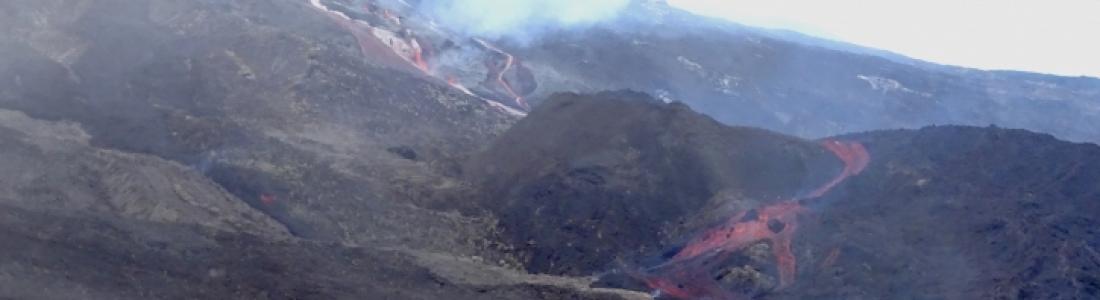 10 Février 2020 . FR. La Réunion : Piton de la Fournaise .