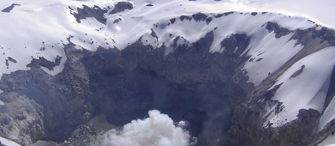 May 15, 2020. EN. Colombia : Nevado del Ruiz , La Guadeloupe : La Soufrière , Ecuador : Reventador , Costa Rica : Turrialba / Poas / Rincon de la Vieja .