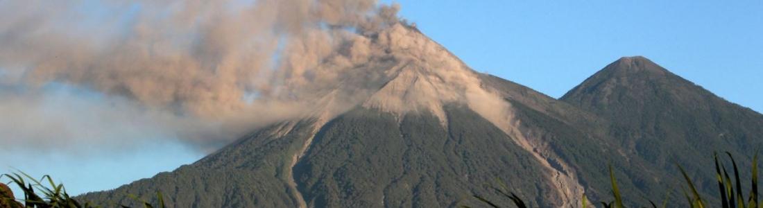 November 07 , 2018. EN. Alaska : Veniaminof , Colombia : Chiles / Cerro Negro , Chili : Villarica , Guatemala : Fuego , Hawai : Kilauea .