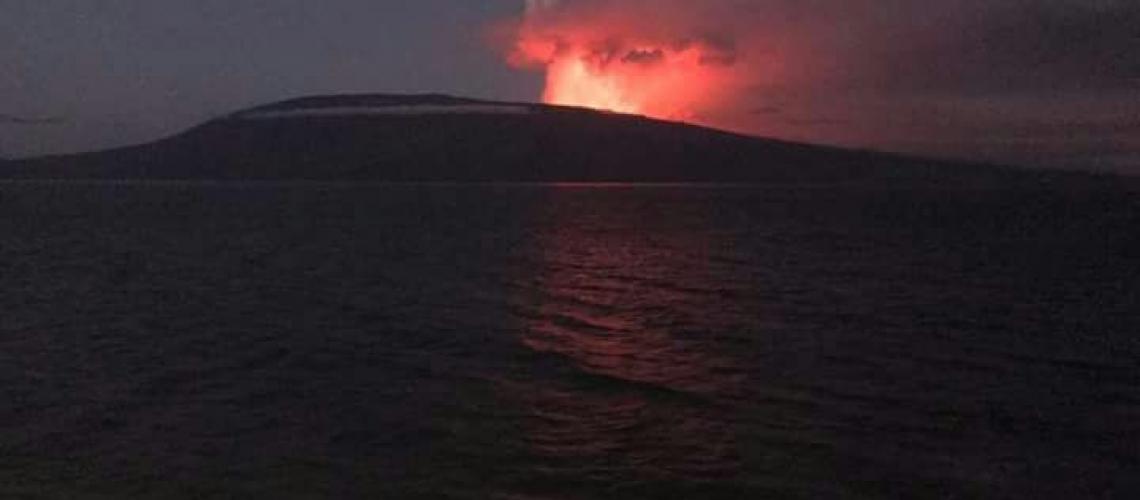 September 07 , 2017 .  Fernandina , Fuego , Nishinoshima , Poas , Turrialba .
