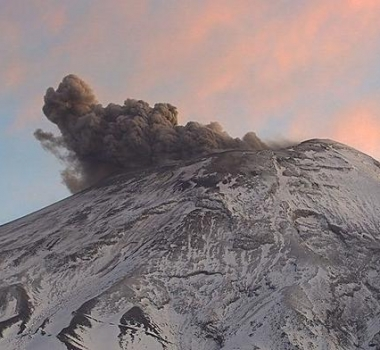 February 08 , 2020. EN. Indonesia : Merapi , Italy : Campi Flegrei , Philippines : Taal , Iceland : Mt Thorbjörn , Mexico : Popocatepetl .