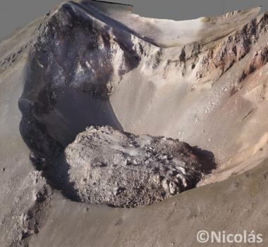 12 Septembre 2018. FR . Chili : Nevados de Chillan , Kamchatka : Karymsky , Colombie : Chiles / Cerro Negro , Hawai : Kilauea.