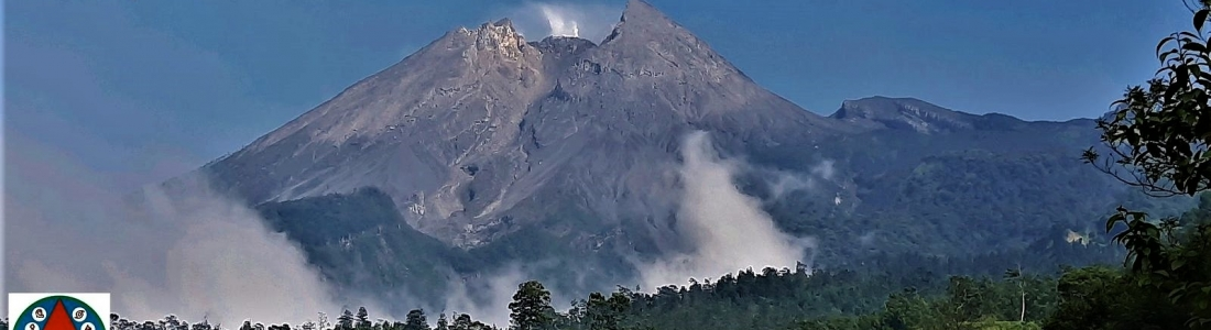 November 09, 2020. EN. Indonesia : Merapi , Chile : Villarica , Guatemala : Fuego , Guadeloupe : La Soufrière .