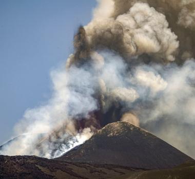July 16, 2021. EN . Italy / Sicily : Etna , Italy : Stromboli , Kamchatka : Karymsky , New Zealand : White Island , Indonesia : Sinabung .